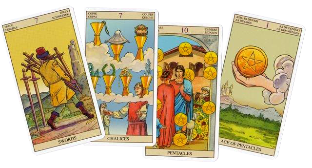 Tarot of the New Vision